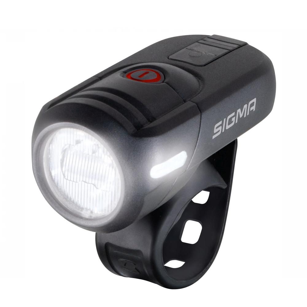 Sigma  передняя фара Aura 45 USB Front Light