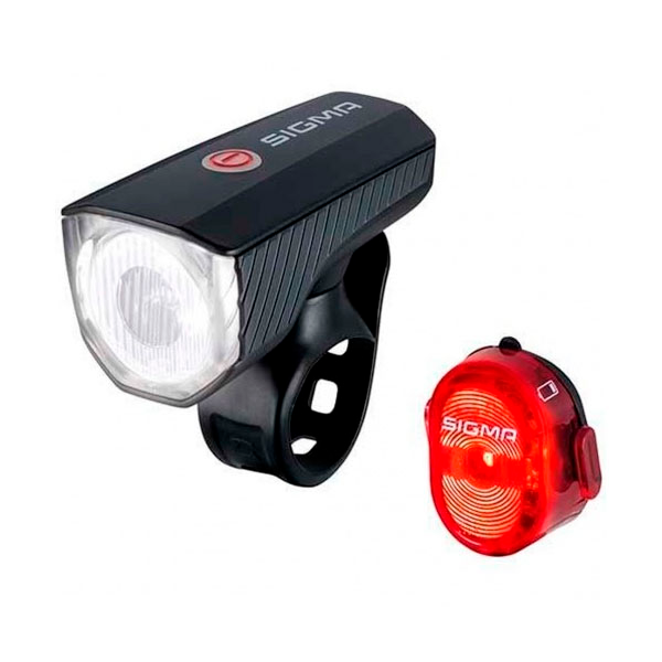 Sigma  комплект фонарей Aura 80 USB Set
