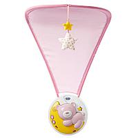 Мобиль Chicco Next2Moon розовый, фото 1