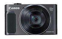Фотоаппарат цифровой Canon PowerShot SX620 HS черный 1072C002