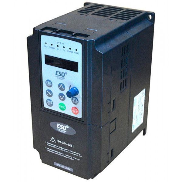 Частотный преобразователь ESQ-600-2S0022
