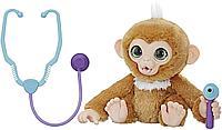FurReal Freands Вылечи обезьянку интерактивная игрушка Фурриал