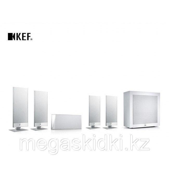 Комплект для домашнего кинотеатра 5.1 KEF T105 белый