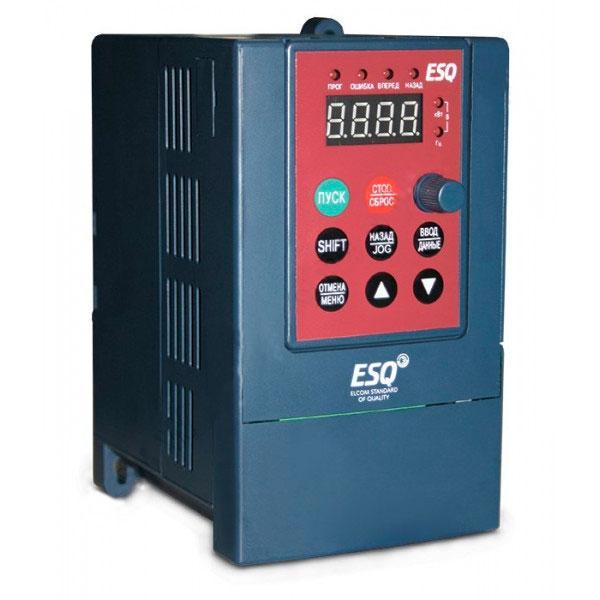 Частотный преобразователь ESQ-A200-2S0015