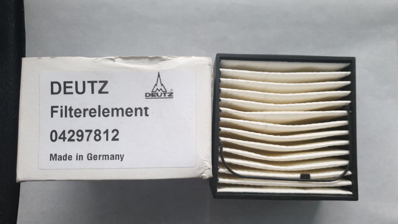 89x89x55  DEUTZ 04297812 Элемент топливного сепаратора