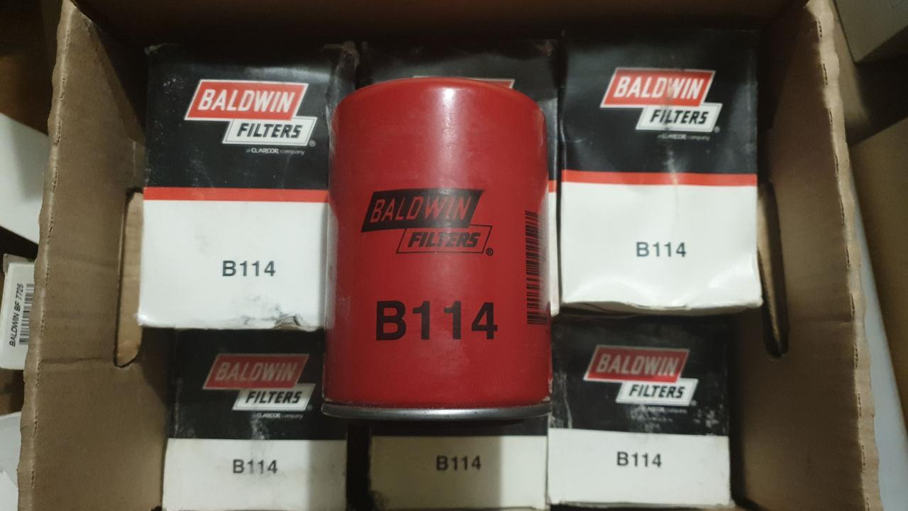 D95/H134(3/4-16) Baldwin B114 масляный фильтр