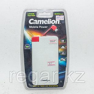 Портативное зарядное устройство Camelion 4000