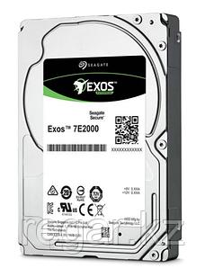 "Накопитель на жестком магнитном диске Seagate Жесткий диск Exos 7E2000 HDD 1TB Seagate Enterprise Capacity 512E ST1000NX0313 2.5"" SATA 6Gb/s 128Mb"