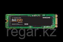 Накопитель на жестком магнитном диске Samsung Samsung SSD накопитель 860 EVO M.2 500 GB