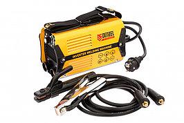 Аппарат инверторный дуговой сварки DS-160 Compact, 160 А, ПВ 70%, диаметр электрода 1,6-3,2 мм Denzel