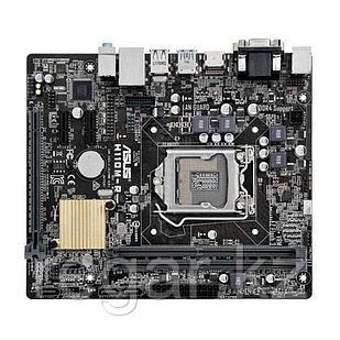 Плата материнская Asus H110M-R/C/SI//LGA1151 H110 HDMI DVI-D D-SUB