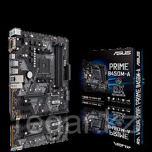 Плата материнская Asus PRIME B450M-A//AM4 B450 USB 3.1 M.2