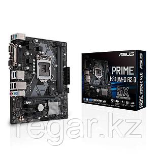 Плата материнская Asus PRIME H310M-D R2.0 LGA1151 H310 SATA6 M.2 HDMI MB 90MB0YZ0-M0EAY0
