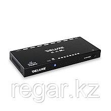 Сплиттер 1x8 HDMI 4K 3D HS-8P4K-60H3D