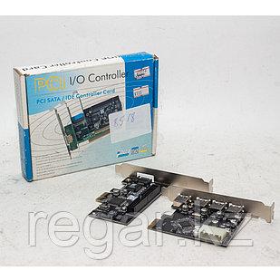Конвертер PCI-e IDE на SATA или SATA на IDE (TOO-STAR)