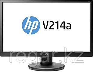 "Монитор жидкокристаллический HP HP Monitor V214a 20.7"" TN 1920 x 1080/5ms/HDMI/VGA/Speakers/1 Year"