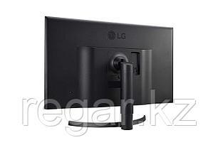 Монитор жидкокристаллический LG Монитор LCD 32'' [16:9] 3840x2160(UHD 4K) VA, nonGLARE, 300cd/m2, H178°/V178°, 3000:1, 16.7M, 4ms, 2xHDMI, DP, Height