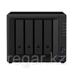 Сетевое оборудование Synology Synology DS418play 4xHDD NAS-сервер для дома и бизнеса
