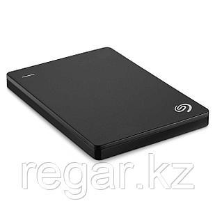 "Накопитель на жестком магнитном диске Seagate Внешний жесткий диск Seagate STDR2000200 2000ГБ Backup Plus Slim Portable 2.5"" 5400RPM 8MB USB 3.0 Black"
