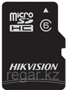 Флеш-накопитель Hikvision HS-TF-C1/128G  Карта памяти  HIKVISION, microSDHC, 128GB, Class10, более 300 циклов