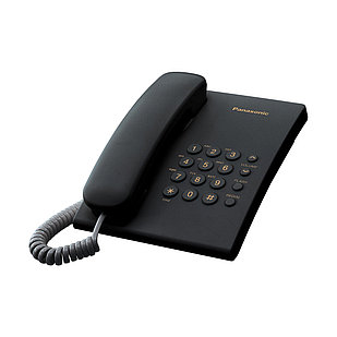 Телефон Panasonic KX_TS2350, черный