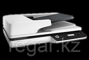 Сканер HP Сканер HP L2741A ScanJet Pro 3500 f1 Flatbed Scanner (A4) , 1200 dpi, 24 bit, 25 ppm, ADF, scan duplex, Duty 3000 p/day, USB 3.0, USB cable