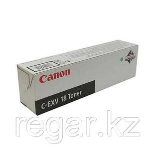 Тонер Canon 0386B002, C-EXV18 для iR1018/iR1018J/iR1022A/iR1022F/iR1022i/iR1022iF/iR1020/iR1024