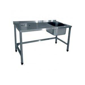 Стол предмоечный и сбора отходов СПСО-7-5