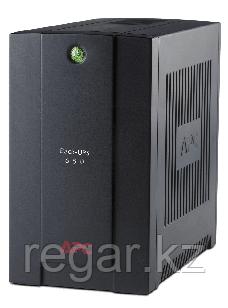 Источник бесперебойного питания APC Back-UPS BS, OffLine, 650VA / 360W, Tower, Schuko