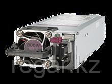 Блок питания HPE HPE 800W FS Plat Ht Plg LH Pwr Sply Kit
