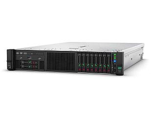 Сервер HPE HPE ProLiant DL380 Gen10 4208 2.1GHz 8-core 1P 16GB-R P408i-a 8SFF 500W PS Server