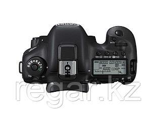 Фотоаппарат цифровой Canon EOS 7D Mark II Body + Wi-fi adapter, черный, 20Mpx CMOS, 1920x1080, экран 3.0'',