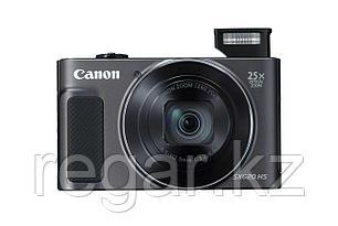 Фотоаппарат цифровой Canon PowerShot SX620 HS черный, 20Mpx CMOS, zoom 18x, оптическая стаб., 1920x1080, экран 3.0'', Wi-fi и NFC, GPS через смартфон,