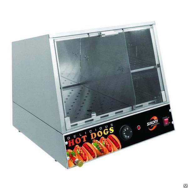 Гриль паровой МК-1.50 для хот-догов