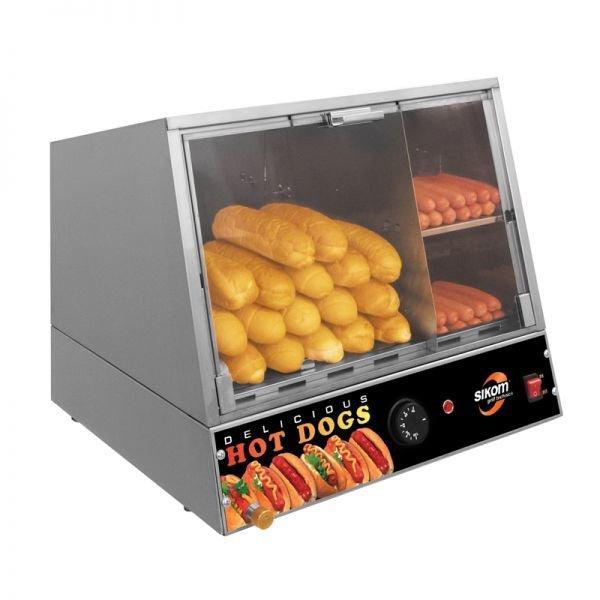 Гриль паровой МК-1.70 для хот-догов