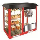 Аппарат для приготовления попкорна VBG-918 c витриной (AR), фото 3