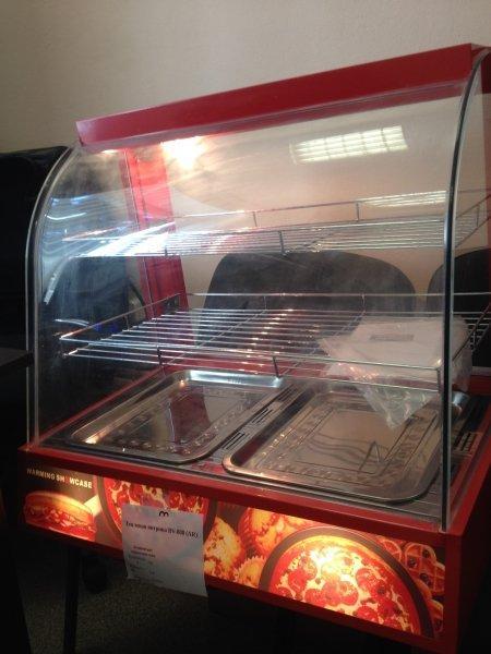 Тепловая витрина BV-808 (AR)