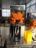 Соковыжималка для цитрусовых Foodatlas 2020AMM-(IS) (настольная, корпус прозр пласт, конт нерж, GB), фото 4