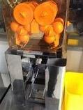 Соковыжималка для цитрусовых Foodatlas 2020AMM-(IS) (настольная, корпус прозр пласт, конт нерж, GB), фото 5