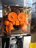 Соковыжималка для цитрусовых Foodatlas 2020AMM-(IS) (настольная, корпус прозр пласт, конт нерж, GB), фото 9