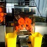 Соковыжималка для цитрусовых Foodatlas 2020AMM (настольная, корпус прозр пласт, конт пластик, GB), фото 6