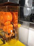 Соковыжималка для цитрусовых Foodatlas 2020AMM (настольная, корпус прозр пласт, конт пластик, GB), фото 9