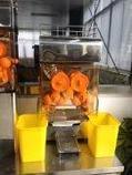 Соковыжималка для цитрусовых Foodatlas 2020AMM (настол, корпус прозр пласт, конт пласт, self-tap, GB), фото 4