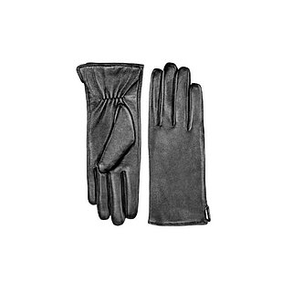 Перчатки кожаные женские Xiaomi QIMIAN size M Черный