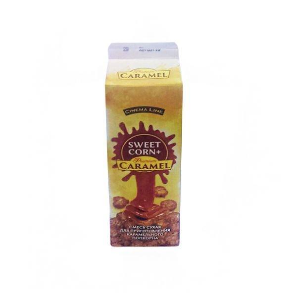 Вкусовая добавка CorinGlazeNR карамель 0,8 кг для попкорна
