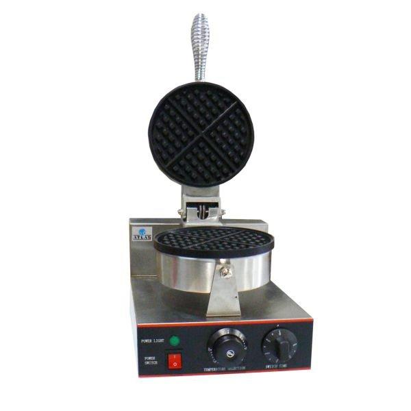 Вафельница электрическая, 1 жарочная поверхность UWB-1(AR)