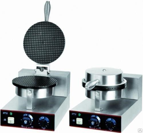 Вафельница электрическая, 1 жарочная поверхность ICB-1(AR)