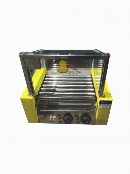 Аппарат приготовления хот-догов WY-007 (Mini) (AR) гриль роликовый