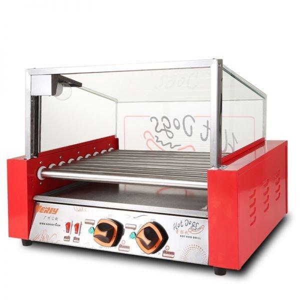 Аппарат приготовления хот-догов WY-009 (AR) гриль роликовый