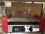 Аппарат приготовления хот-догов WY-009 (AR) гриль роликовый, фото 2